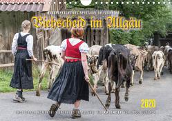 Viehscheid im Allgäu. (Wandkalender 2020 DIN A4 quer) von Gerlach,  Ingo