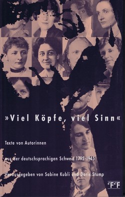 Viel Köpfe, viel Sinn von Amberger,  Olga, Andrea,  Silvia, Berger,  Lore, Kubli,  Sabine, Stump,  Doris