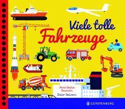 Viele tolle Fahrzeuge von Balicevic,  Didier, Baumann,  Anne-Sophie