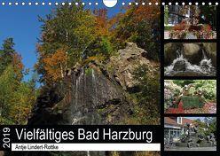 Vielfältiges Bad Harzburg (Wandkalender 2019 DIN A4 quer) von Lindert-Rottke,  Antje