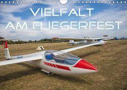 Vielfalt am Fliegerfest (Wandkalender 2019 DIN A4 quer) von Brunner-Klaus,  Liselotte