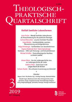 Vielfalt familiarer Lebensformen von Die Professoren und Professorinnen der Fakultät für Theologie der Kath. Privat-Universität Linz
