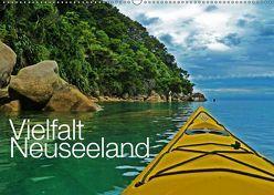 Vielfalt Neuseeland / CH-Version (Wandkalender 2019 DIN A2 quer) von Schaefer,  Nico