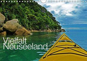 Vielfalt Neuseeland / CH-Version (Wandkalender 2019 DIN A4 quer) von Schaefer,  Nico