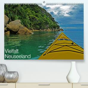 Vielfalt Neuseeland (Premium, hochwertiger DIN A2 Wandkalender 2020, Kunstdruck in Hochglanz) von Schaefer,  Nico