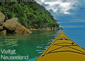 Vielfalt Neuseeland (Wandkalender 2019 DIN A3 quer) von Schaefer,  Nico