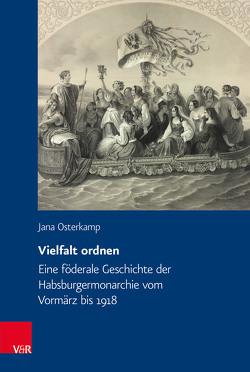Vielfalt ordnen von Osterkamp,  Jana