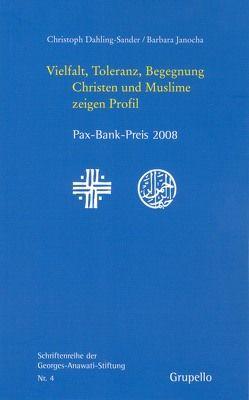 Vielfalt, Toleranz, Begegnung von Dahling-Sander,  Christoph, Janocha,  Barbara