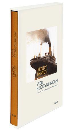 Vier Begegnungen von Henry James, Mirko Bonné