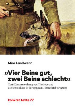 """""""Vier Beine gut, zwei Beine schlecht"""" von Landwehr,  Mira"""