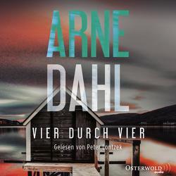 Vier durch vier von Dahl,  Arne, Kuhn,  Wibke, Lontzek,  Peter