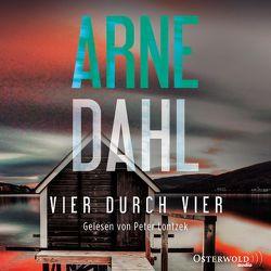 Vier durch vier (Berger & Blom 4) von Dahl,  Arne, Kuhn,  Wibke, Lontzek,  Peter
