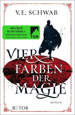 Vier Farben der Magie von Huber,  Petra, Schwab,  V. E.