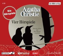 Vier Hörspiele von Christie,  Agatha, Kurth,  Otto, Paetsch,  Hans, Weishappel,  Gustl, Wepper,  Elmar
