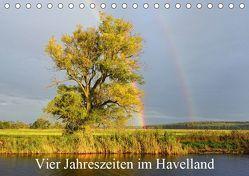 Vier Jahreszeiten im Havelland (Tischkalender 2019 DIN A5 quer) von Frost,  Anja