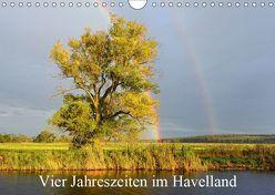 Vier Jahreszeiten im Havelland (Wandkalender 2019 DIN A4 quer) von Frost,  Anja