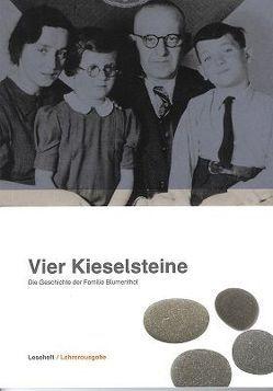 Vier Kieselsteine von Becher,  Andrea, Hartwig,  Gerald, Pastoor,  Ulrike, Wolpers,  Christian