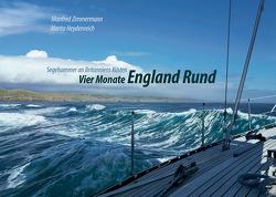 Vier Monate England Rund von Heydenreich,  Marita, Zimmermann,  Manfred