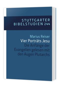 Vier Porträts Jesu von Reiser,  Marius