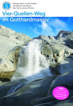 Vier-Quellen-Weg im Gotthardmassiv von Arnold-Luzzani,  Josef