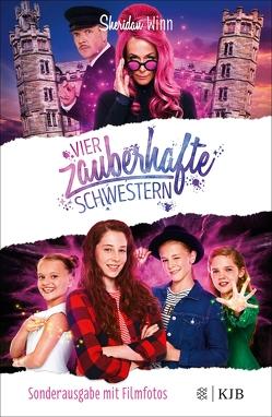 Vier zauberhafte Schwestern – Das Buch zum Film von Winn,  Sheridan