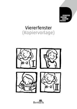 Viererfenster von Volkmann,  Annett, Zilger,  Anne