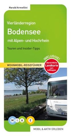 Vierländerregion Bodensee von Armellini,  Harald, Hünerfeld,  Johannes
