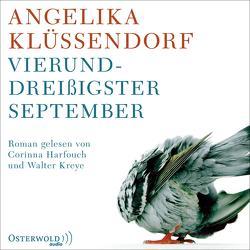 Vierunddreißigster September von Harfouch,  Corinna, Klüssendorf,  Angelika, Kreye,  Walter