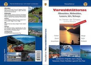 Vierwaldstättersee Obwalden, Nidwalden Luzern,  Uri ,Schwyz von Günther,  Brigitte, Hacker,  Werner, Schön,  Mara, Waltenberg,  Marika