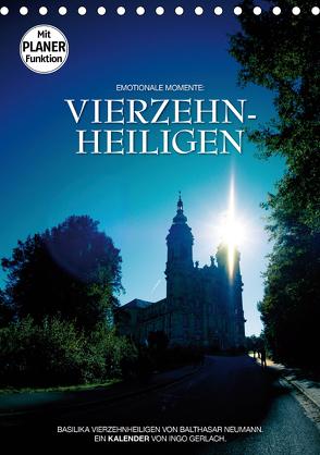 Vierzehnheiligen (Tischkalender 2020 DIN A5 hoch) von Gerlach,  Ingo