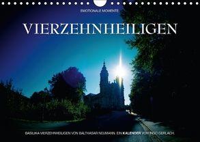 Vierzehnheiligen (Wandkalender 2018 DIN A4 quer) von Gerlach,  Ingo