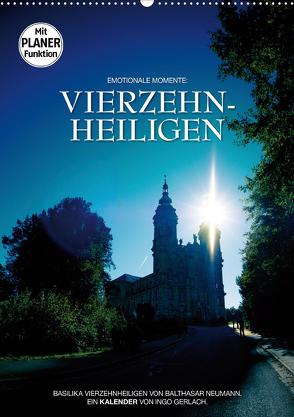 Vierzehnheiligen (Wandkalender 2020 DIN A2 hoch) von Gerlach,  Ingo