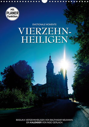 Vierzehnheiligen (Wandkalender 2020 DIN A3 hoch) von Gerlach,  Ingo