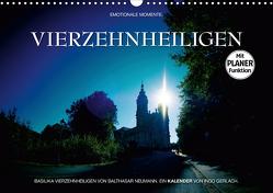 Vierzehnheiligen (Wandkalender 2021 DIN A3 quer) von Gerlach,  Ingo