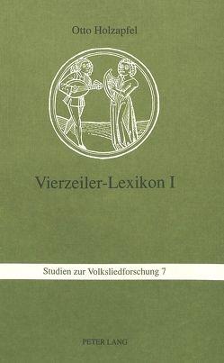 Vierzeiler-Lexikon. I von Holzapfel,  Otto