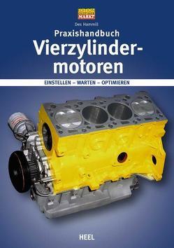 Vierzylinder-Motoren von Des Hammill,  Des, Hammill,  Des