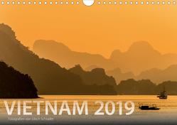 Vietnam 2019 (Wandkalender 2019 DIN A4 quer) von Schrader,  Ulrich