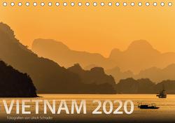 Vietnam 2020 (Tischkalender 2020 DIN A5 quer) von Schrader,  Ulrich