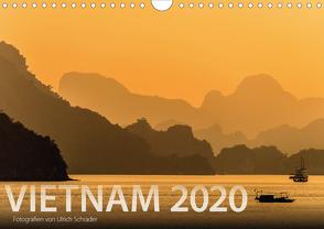 Vietnam 2020 (Wandkalender 2020 DIN A4 quer) von Schrader,  Ulrich