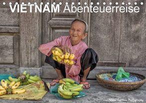 Vietnam Abenteuerreise (Tischkalender 2018 DIN A5 quer) von Correia Photography,  Gloria