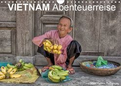 Vietnam Abenteuerreise (Wandkalender 2019 DIN A4 quer) von Correia Photography,  Gloria