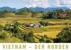 Vietnam – Der Norden (Tischkalender 2019 DIN A5 quer) von Ristl,  Martin
