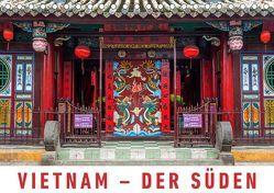 Vietnam – Der Süden (Tischkalender 2019 DIN A5 quer) von Ristl,  Martin