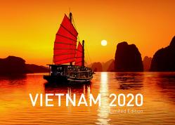 Vietnam Exklusivkalender 2020 (Limited Edition) von Zwerger-Schoner,  Gerhard, Zwerger-Schoner,  Petra