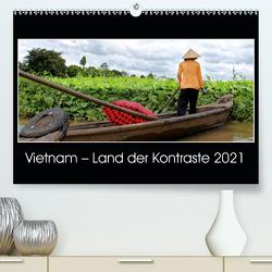 Vietnam – Land der Kontraste 2021 (Premium, hochwertiger DIN A2 Wandkalender 2021, Kunstdruck in Hochglanz) von Hamburg, Mirko Weigt,  ©