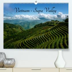 Vietnam – Sapa Valley (Premium, hochwertiger DIN A2 Wandkalender 2021, Kunstdruck in Hochglanz) von Gundlach,  Joerg