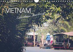 Vietnam – Südvietnam Rundreise (Wandkalender 2019 DIN A4 quer) von Kindervater,  Alina