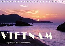VIETNAM (Tischkalender 2018 DIN A5 quer) von Wischeropp,  Silva