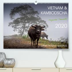 Vietnam und Kambodscha – Magische Momente. (Premium, hochwertiger DIN A2 Wandkalender 2020, Kunstdruck in Hochglanz) von Ricardo González Photography,  Daniel
