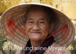 Vietnam und seine Menschen (Tischkalender 2019 DIN A5 quer) von Siller,  Ronald